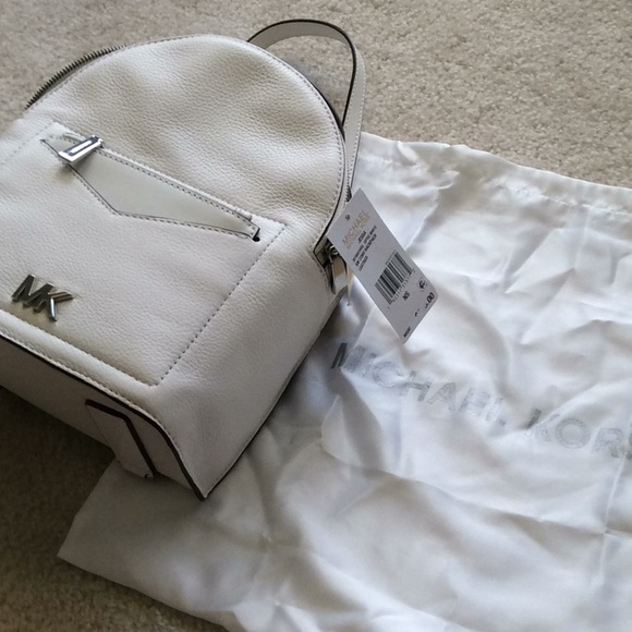 b164cabb5a849f MICHAEL Michael Kors Bags | Nwt Michael Kors Jessa Backpack Leather ...